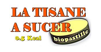 La Tisane à sucer
