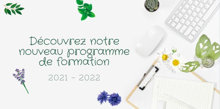 Nouveau programme 2021-2022